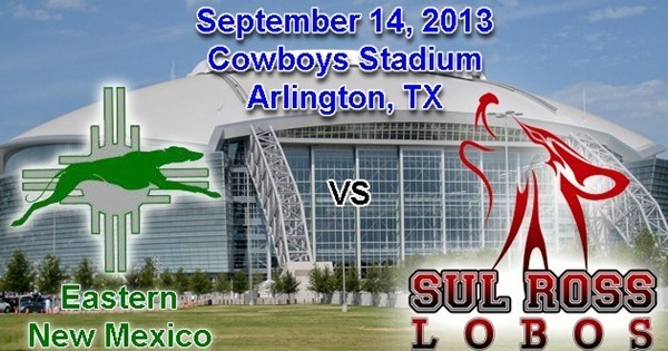 Lobos To Host Eastern New Mexico At Cowboys Stadium In September